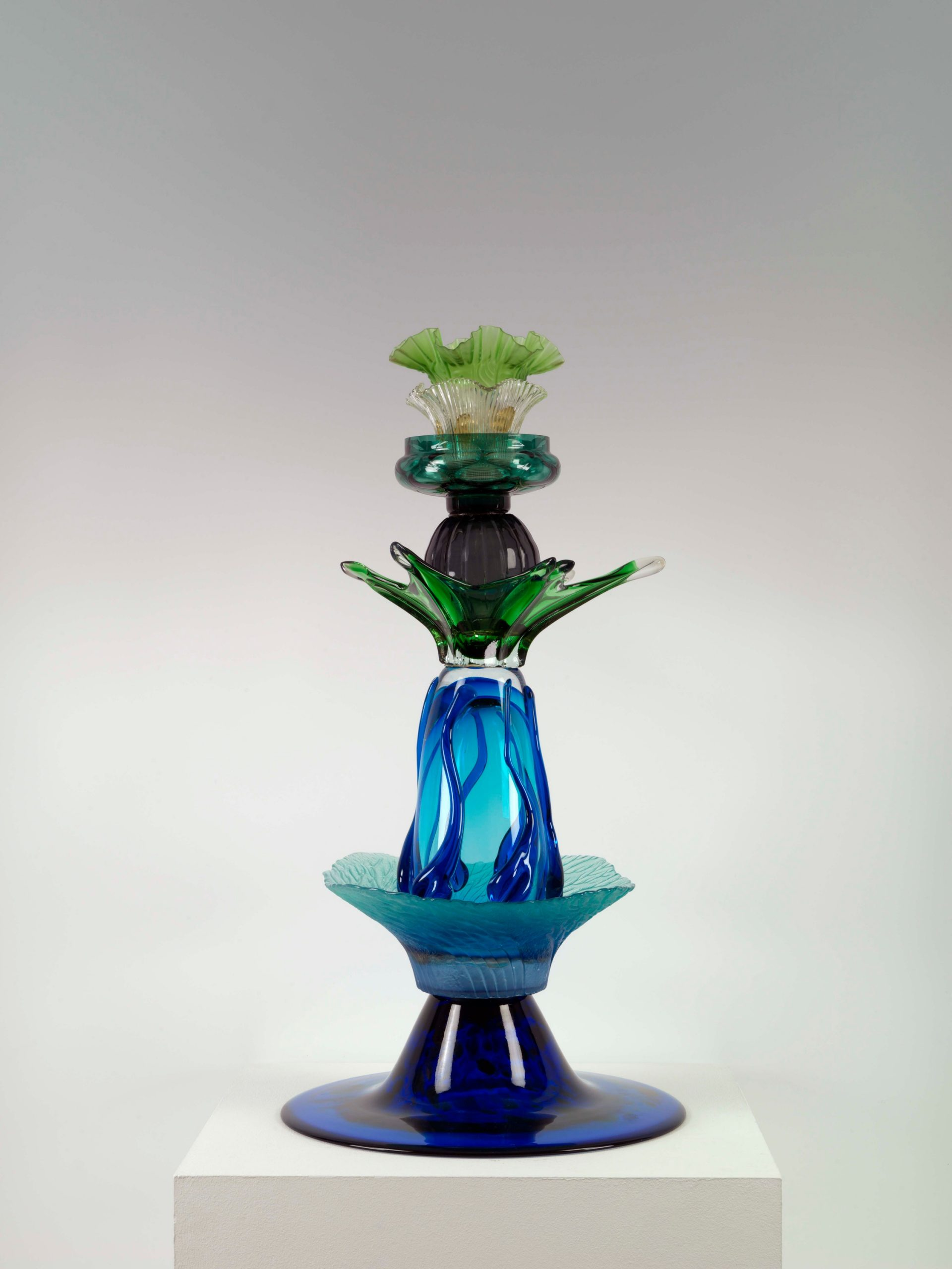 Untitled, 2009, glass, 71 x 36 x 36 cm